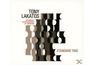 Tony Lakatos - Standard Time [CD]