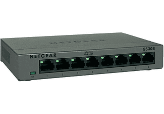 NETGEAR GS308 8-ports Gigabit Ethernet Switch