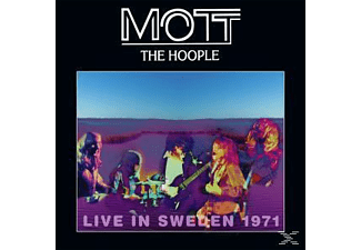 Mott The Hoople - Live In Sweden 1971 [Vinyl]