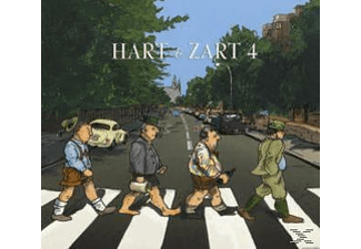 VARIOUS - Hart & Zart Vol.4 - (CD)