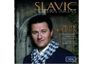 VARIOUS - Slavic Opera Arias - (CD)