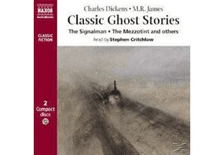 CLASSIC GHOST STORIES - 2 CD -