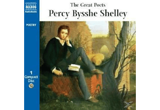 PERCY BYSSHE SHELLEY - 1 CD -