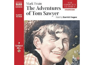 ADVENTURES OF TOM SAWYER - 7 CD -
