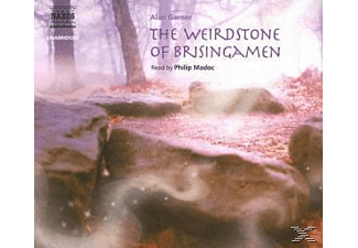 THE WEIRDSTONE OF BRISINGAMEN - 5 CD - Kinder/Jugend