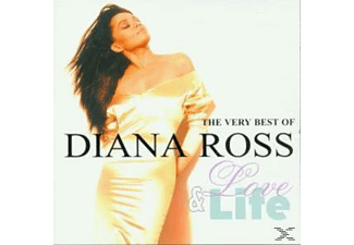 Diana Ross - Love & Life/The Very Best Of Diana Ross [CD]