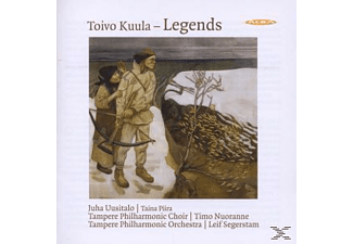VARIOUS - Finnish Legends - (CD)