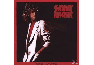 Sammy Hagar - Street Machine [CD]