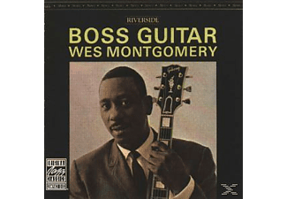 Wes Montgomery - Boss Guitar - (CD)