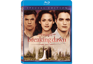 The Twilight Saga: Breaking Dawn - Part 1 Blu-ray