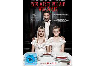 WE ARE WHAT WE ARE - (DVD)