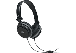 A4T Stereo Gaming, Headset Dual Format, Schwarz