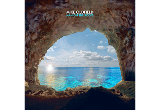 Mike Oldfield - Man On The Rocks [CD]