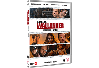 Wallander Vol 9 Thriller DVD