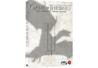Game of Thrones S3 Äventyr DVD
