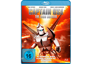 Captain USA - The Iron Soldier - (Blu-ray)