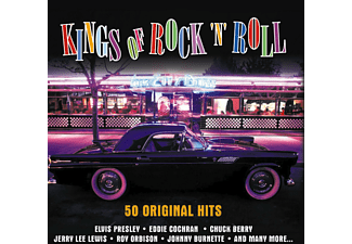 VARIOUS - Kings Of Rock 'n' Roll [Box-Set, Doppel-Cd] - (CD)