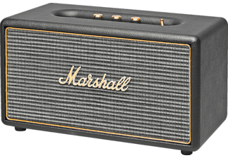 marshall stanmore enceinte bluetooth noir 152598. Black Bedroom Furniture Sets. Home Design Ideas