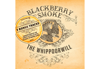 Blackberry Smoke - The Whippoorwill (3 Bonus Tracks UK/Eu Edition) [CD]