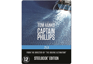 Captain Phillips Steelbook | Blu-ray