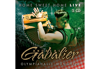 Andreas Gabalier - Home Sweet Home! Live Aus Der Olympiahalle München [CD]