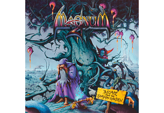 Magnum - Escape From The Shadow Garden - (CD)