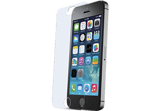 CELLULAR LINE 34606, Schutzglas, Glasklar, passend für Apple iPhone 5, iPhone 5s, iPhone 5SE