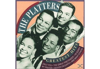 The Platters - Only You, Great Pretender, Hea - (CD)