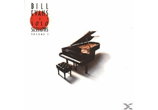 Bill Evans - The Solo Sessions Vol.1 - (CD)