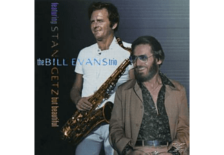 Bill Evans, Evans, Bill / Getz, Stan - But Beautiful [CD]