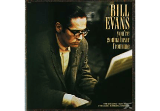 Bill Evans - You're Gonna Hear From Me [CD]