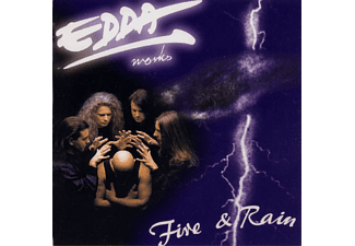 Edda Művek - Fire & Rain (CD)