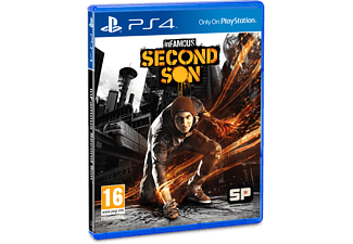 inFAMOUS Second Son Standard Edition PS4