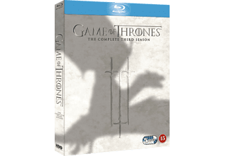 Game of Thrones S3 Äventyr Blu-ray