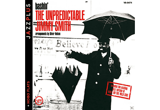 Jimmy Smith - Bashin' - The Unpredictable [CD]