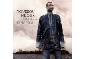 Youssou N'Dour - Dakar-Kingston [CD]