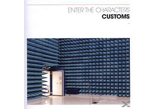 The Customs - Enter The Characters - (CD)