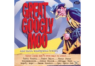 VARIOUS - Great Googly Moo And More Undisputed Truths - (CD)