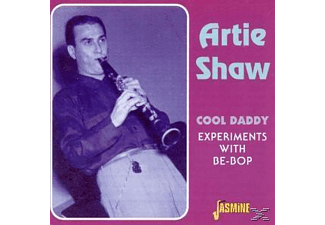 Artie Shaw - Cool Daddy - Experiments With Be-Bop - (CD)