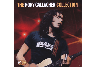 Rory Gallagher, VARIOUS - The Rory Gallagher Collection - (CD)