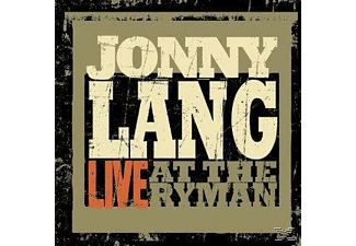 Jonny Lang - Live At The Ryman (Ltd.Edt.) [CD]