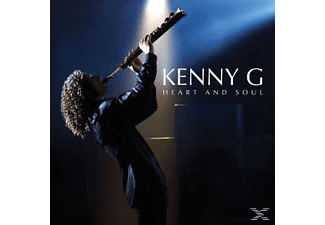Kenny G - Heart And Soul [CD]