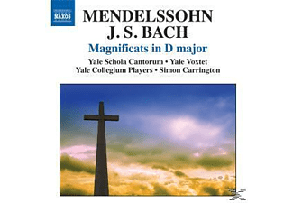 Mealy & Yale Schola Cantorum, Yalescholacantorum/Carrington - Magnificat - (CD)