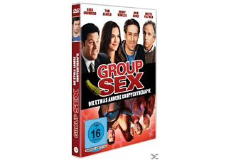 Group Sex - Die etwas andere Gruppentherapie [DVD]