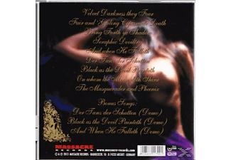 Theatre Of Tragedy - Velvet Darkness They Fear-Re-Mastered+Bonus - (CD)