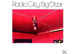 No Information Available, Big Star - Radio City (Remastered) [CD]