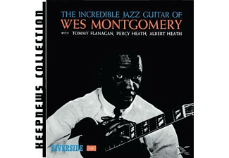 Wes Montgomery - Incredible Jazz Guitar (Keepnews Collection) [CD]