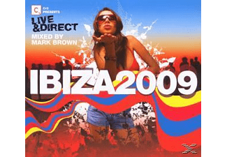 VARIOUS, Mark (mixed By) Various/brown - Live & Direct Ibiza 2009 - (CD)