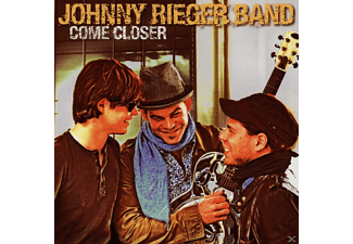 Johnny Rieger Band - Come Closer - (CD)