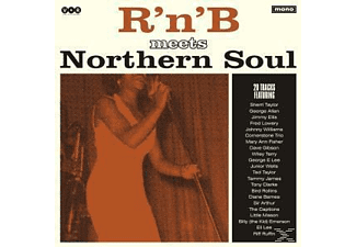 VARIOUS - R'n'b Meets Northern Soul Vol.2 - (Vinyl)